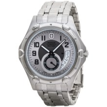 Wenger Standard Issue Watch (For Men) in Silver/Stainless Steel - Closeouts