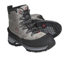 Wenger Yeti Snow Boots - Waterproof, Insulated (For Women) in Charcoal - Closeouts