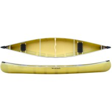 Wenonah Kevlar® Ultra-Light Canoe - 17' in Yellow - 2nds
