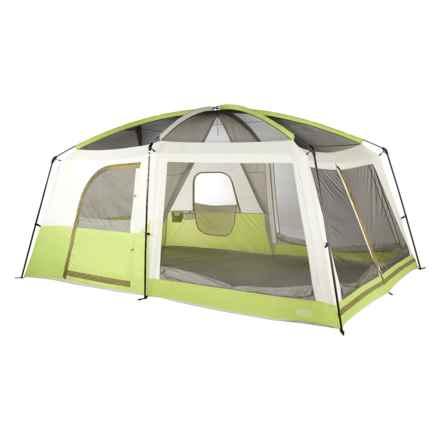 Wenzel Eldorado Tent - 8-Person, 3-Season in See Photo - Closeouts
