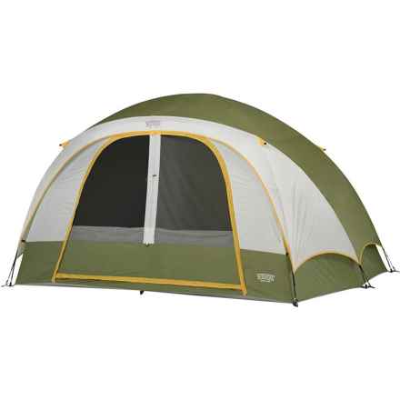 Wenzel Evergreen Tent - 6-Person, 3-Season in See Photo - Closeouts