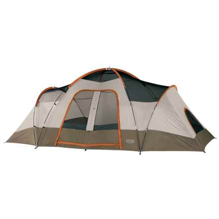 Wenzel Great Basin Tent - 9-Person, 3-Season in See Photo - Closeouts
