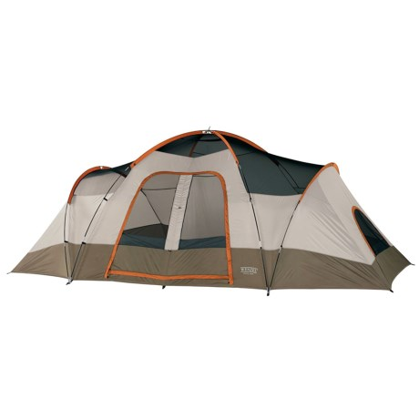 Wenzel Great Basin Tent - 9-Person, 3-Season in See Photo