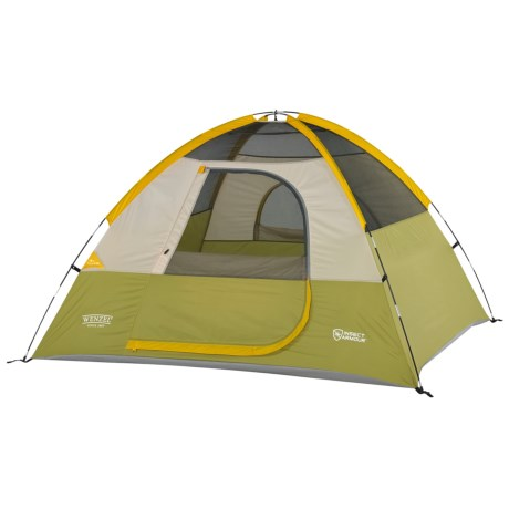 Wenzel Insect Armour Tent - 3-Person, 3-Season