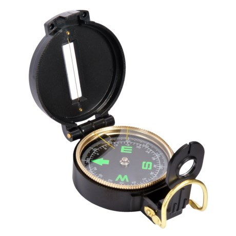 Wenzel Lensatic Compass in See Photo