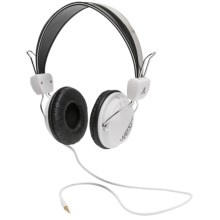 WeSC Bongo Headphones (For Men and Women) in White - Closeouts