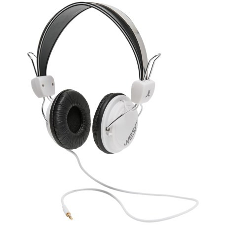 WeSC Bongo Headphones (For Men and Women) in White