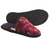 Wesenjak Slipper Slides - Boiled Wool (For Men and Women)