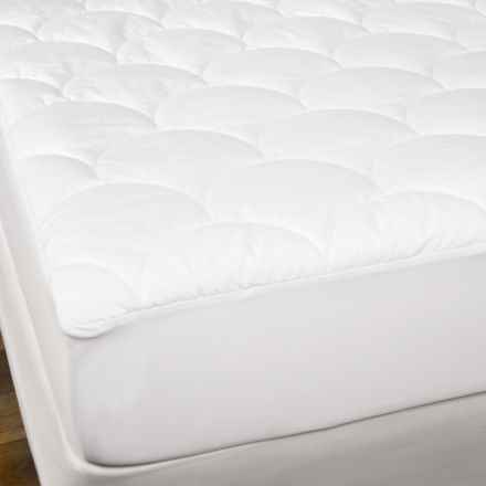 West Pacific Home Fashions West Pacific PurePedic Triple Protection Mattress Pad - Queen in White - Closeouts