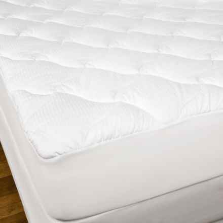 West Pacific Home Fashions West Pacific Ultimate Loft Mattress Pad - King in White - Closeouts