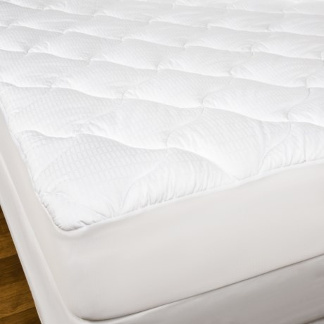 West Pacific Ultimate Loft Mattress Pad - Queen in White