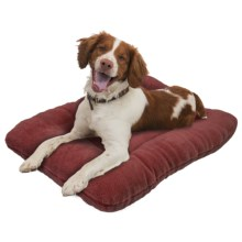 "West Paw Design Eco Nap Dog Bed - 32x22"" in Loganberry - Closeouts"