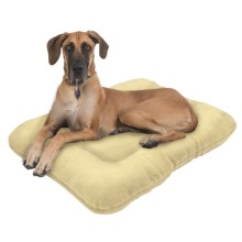 "West Paw Design Eco Nap Dog Bed - 40x27"" in Pearl - Closeouts"