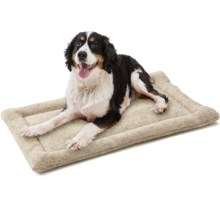 "West Paw Designs Nature Nap Dog Bed - 36x22"", Large in Oatmeal - Closeouts"