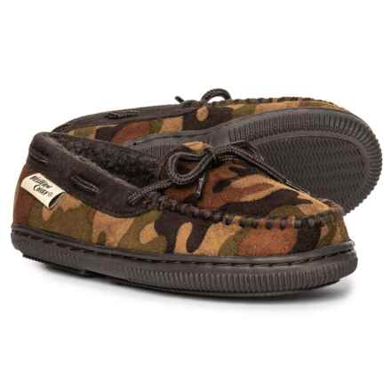 074a475bfa9 Western Chief Camo Moc Slippers (For Little Boys) in Camo - Closeouts