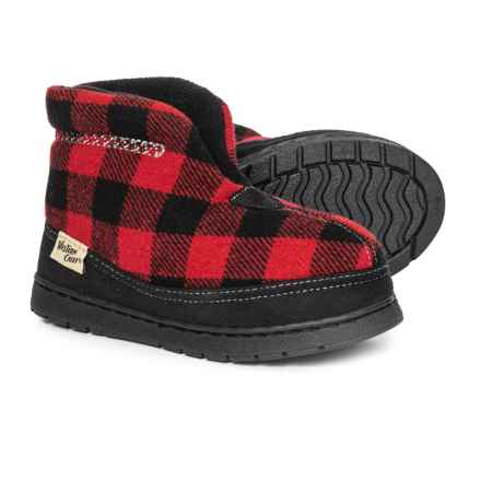 premium selection c2bc4 21025 Western Chief Freestyle Buffalo Slipper Boots (For Boys and Girls) in Red -  Closeouts