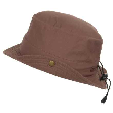 Westhawk Apparel Insect Shield® Camp Hat (For Men) in Walnut - Closeouts