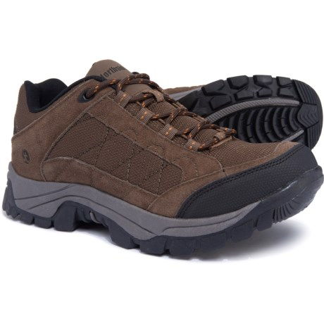Weston Hiking Shoes (For Men) - BARK (9 )