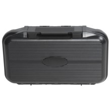 Wetfly 12 Compartment Fly Box with Ripple Foam - Waterproof, Large in See Photo - Closeouts