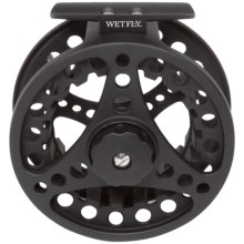 Wetfly Element2 Fly Reel in Deep Black - Closeouts