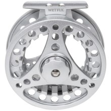 Wetfly Element2 Fly Reel in Silver Mist - Closeouts
