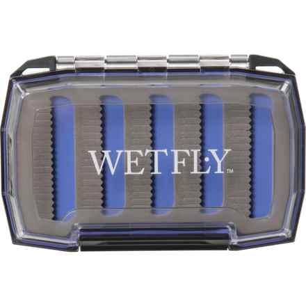 Wetfly Nitrobox 184 Fly Box in See Photo