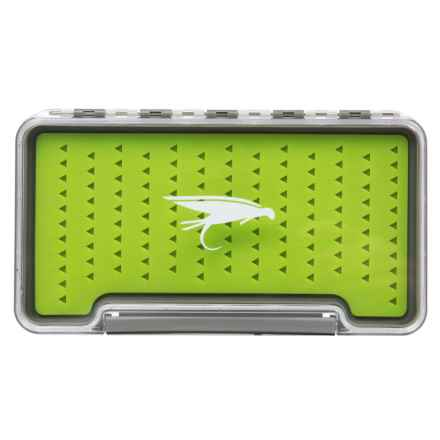 Wetfly Slim 121 Waterproof Fly Box in See Photo - Closeouts