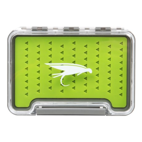 Wetfly Slim 74 Waterproof Fly Box in See Photo