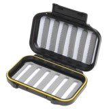 Wetfly Waterproof Composite Fly Box - 12 Row, Small