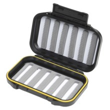Wetfly Waterproof Composite Fly Box - 12 Row, Small in See Photo - Closeouts