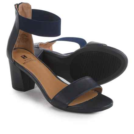 White Mountain Expert Sandals (For Women) in Navy Smooth - Closeouts