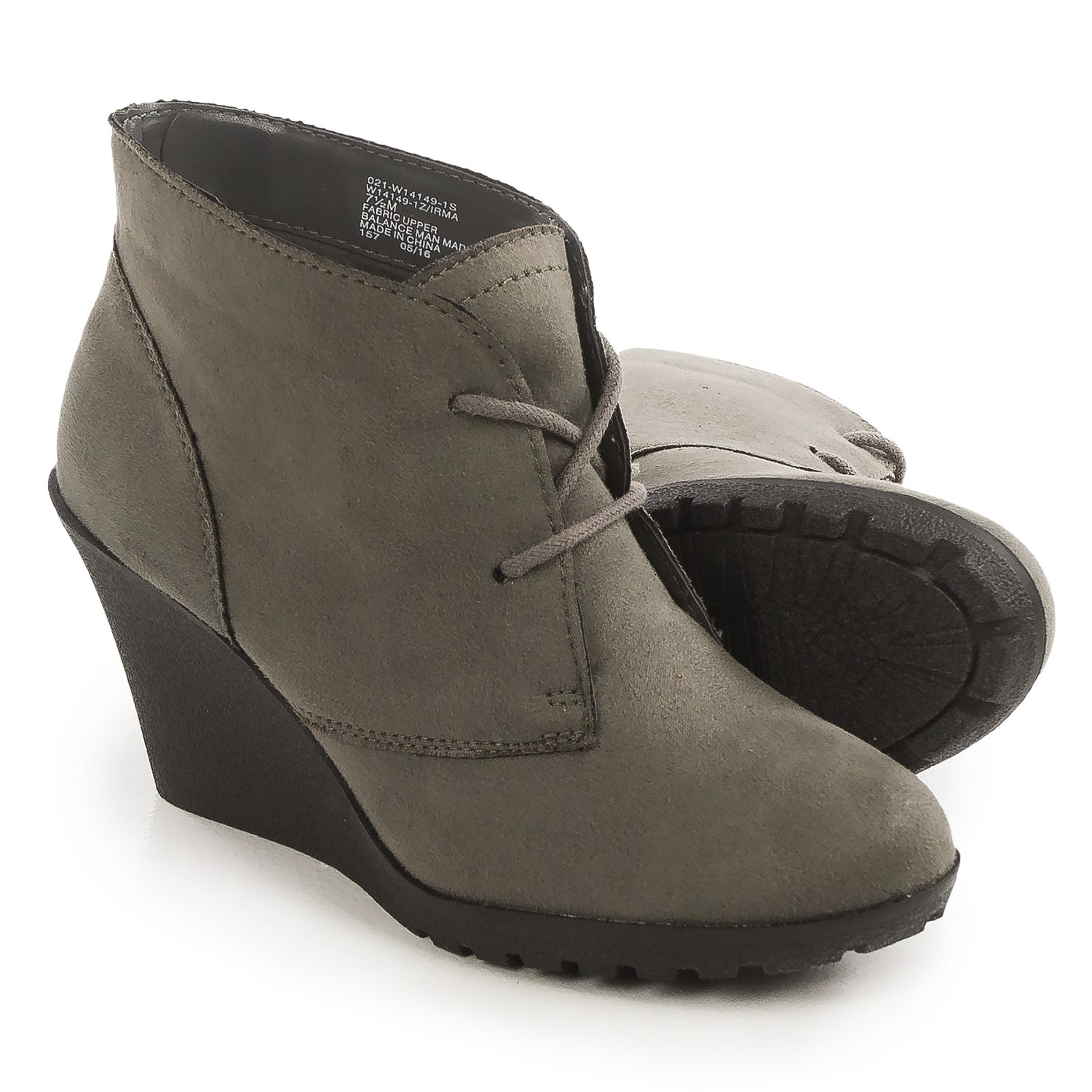 white mountain irma wedge boots for save 68