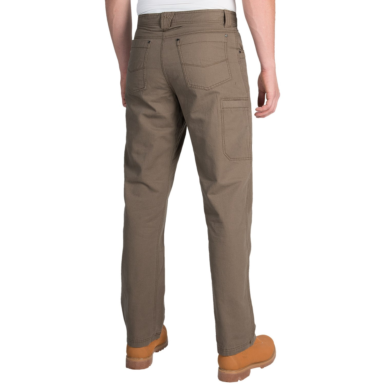 White Sierra Altos Work Pants (For Men) - Save 72%