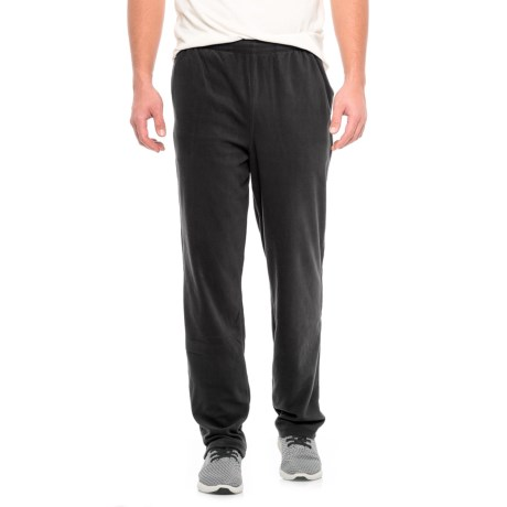 White Sierra Baz AZ II Pants - Microfleece (For Men) in Black