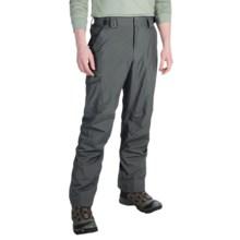 White Sierra Bilko II Pants - Waterproof (For Men) in Asphalt - Closeouts