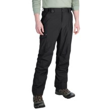 White Sierra Bilko II Pants - Waterproof (For Men) in Black - Closeouts