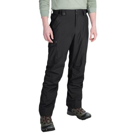 White Sierra Bilko II Pants - Waterproof (For Men) in Black