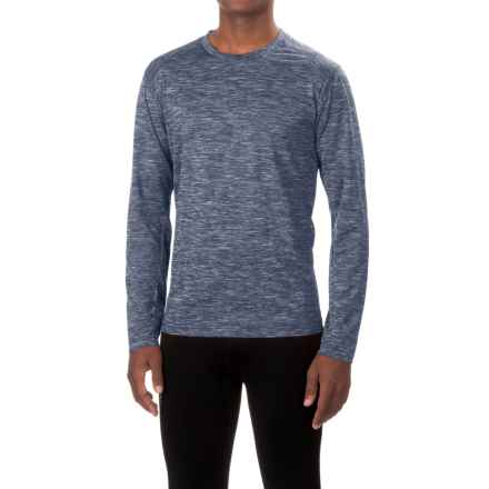 White Sierra Bug-Free Base Camp T-Shirt - Long Sleeve (For Men) in Navy Ii - Closeouts