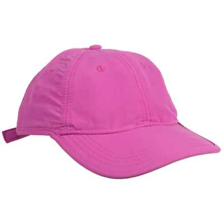 White Sierra Bug-Free Baseball Hat (For Men and Women) in Orchid - 12886fa05414