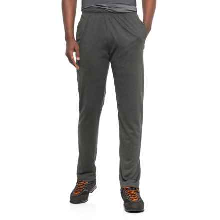 White Sierra Bug-Free Campfire Pants - UPF 30 (For Men) in Black - Closeouts