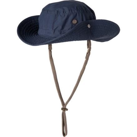 15f3b6de75650 White Sierra Bug-Free Hat - UPF 30 (For Men) in Navy