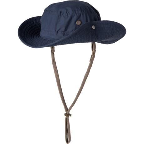 6453779be0f5ab White Sierra Bug-Free Hat - UPF 30 (For Men) in Navy