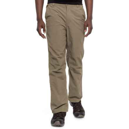 White Sierra Bug-Free Marsh Pants - UPF 30 (For Men) in Bark - Closeouts