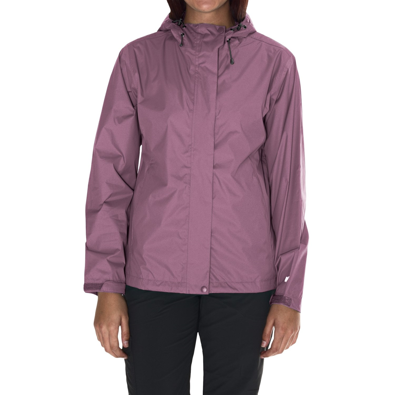 White Sierra Cloudburst Trabagon Rain Jacket (For Women) - Save 41%