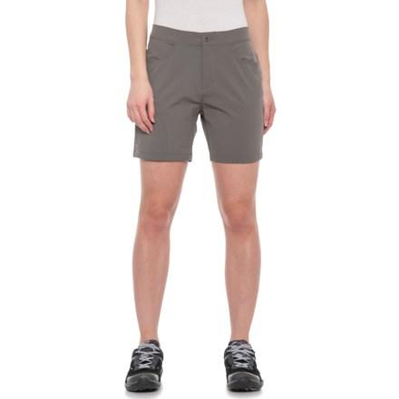cd530a76d5a34 White Sierra Crissy Field Stretch Shorts (For Women) in Castlerock -  Closeouts