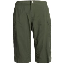 White Sierra Crystal Cove II Skimmer Shorts - UPF 30 (For Women) in Sage Brush - Closeouts
