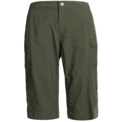 White Sierra Crystal Cove II Skimmer Shorts - UPF 30 (For Women) in Sage Brush