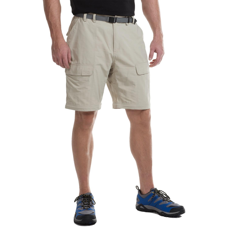 58dd52dc5dee White Sierra El Dorado Convertible Pants (For Men) - Save 63%