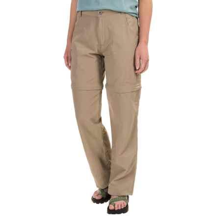 WHITE SIERRA EL DORADO CONVERTIBLE PANTS (For Women) in Khaki - Closeouts