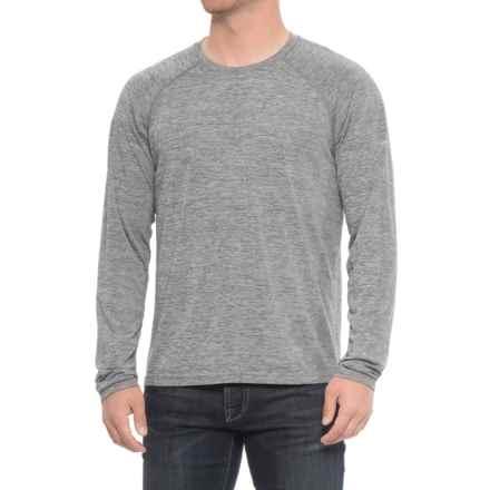 White Sierra Eureka Seamless Shirt - UPF 30, Long Sleeve (For Men) in Heather Grey - Closeouts